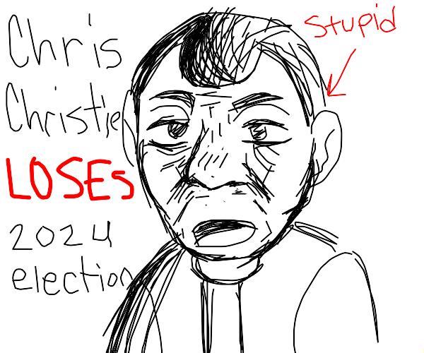 chris christie wins 2024 election