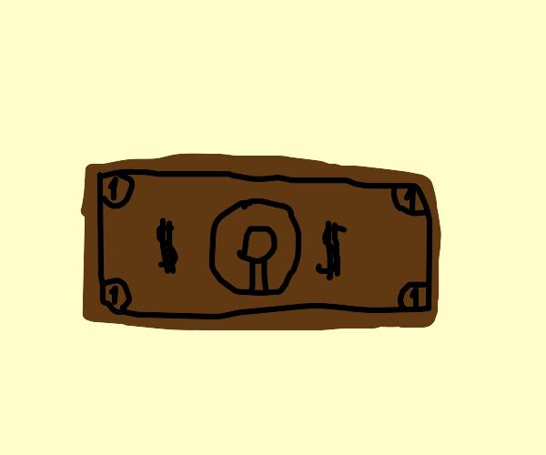 chocolate dollar
