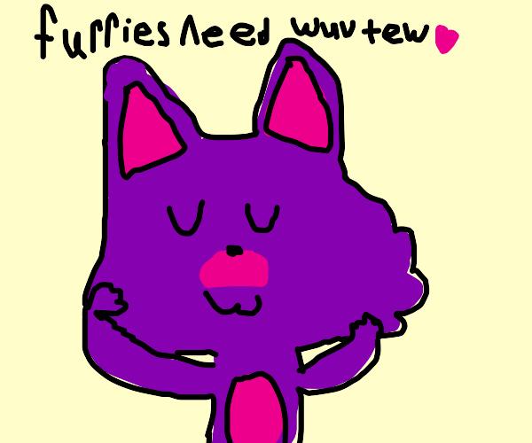 Love For Furries (ew)