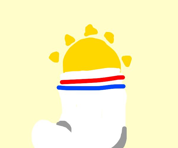 Socks on the Sun