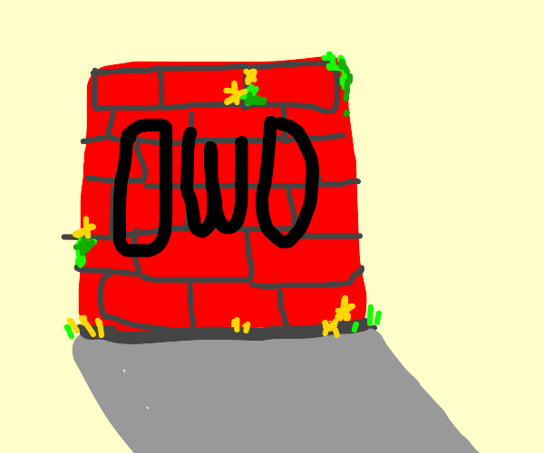 Wall of OwO
