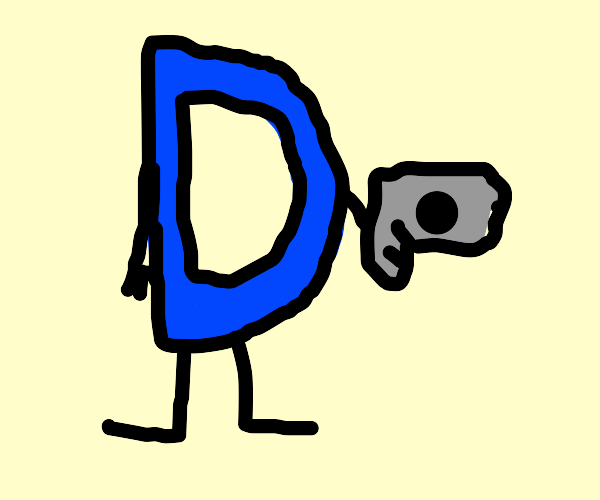 POV: drawception d is gonna shoot you