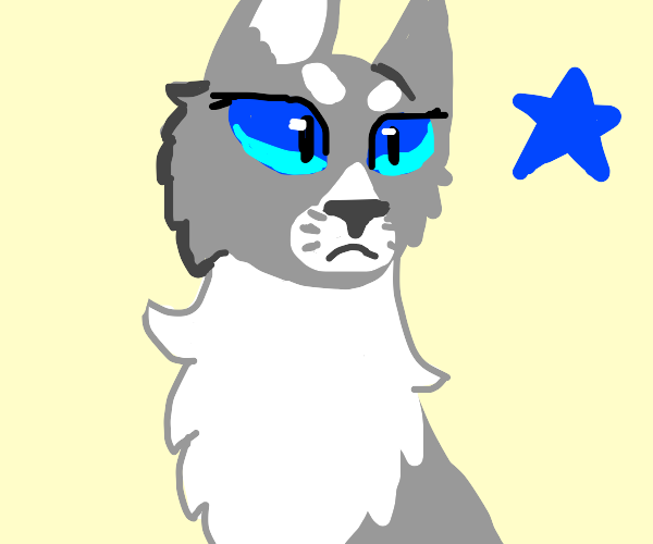 Bluestar (warrior cats)