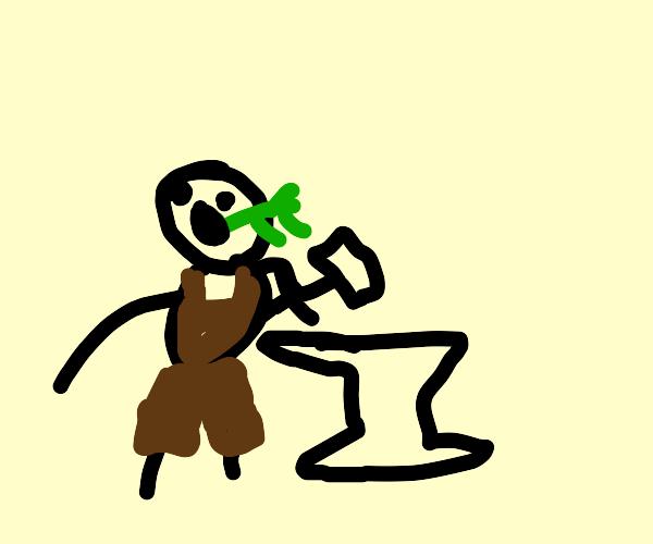 Weed Blacksmith