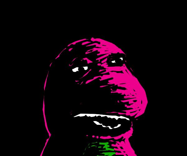 Sad Barney