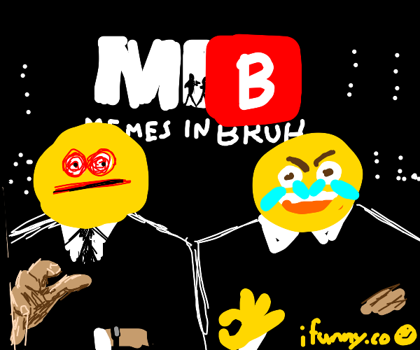 Men in Black meme edition