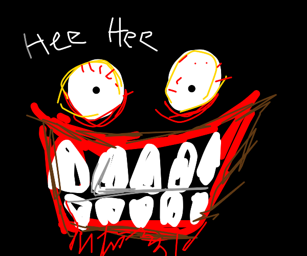 Hee Hee Man (Creepy Michael Jackson)