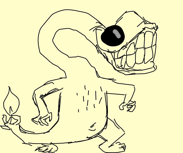 Cursed Charmander