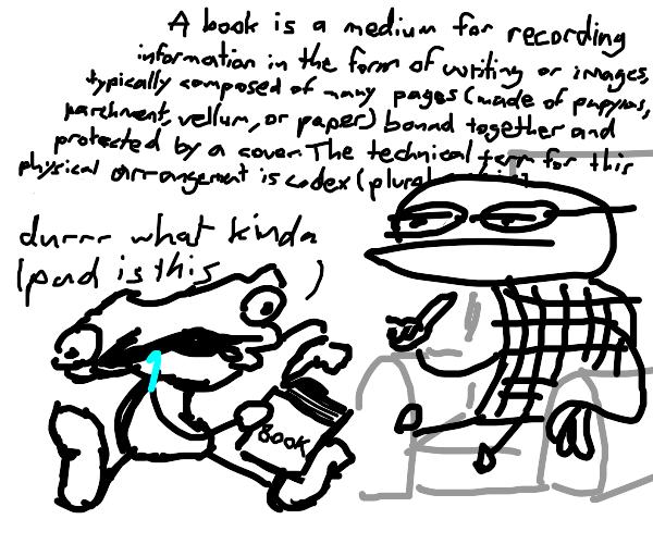 Boomer Comic