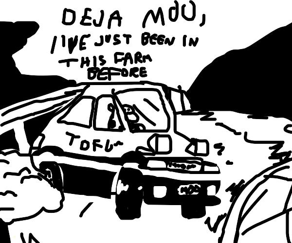 "The hit song: ""Deja Moo"""