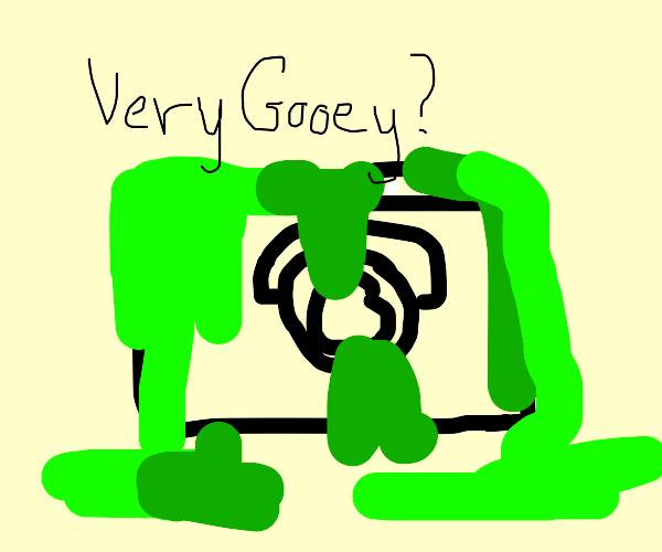 Gooey Camera