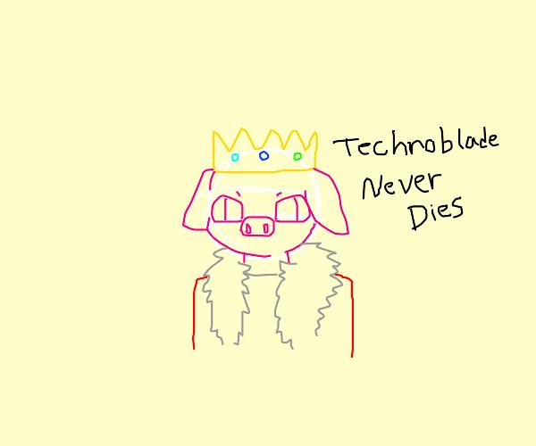 TECHNOBLADE NEVER DIES!