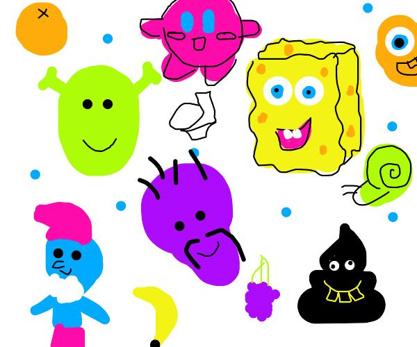 free draw :)