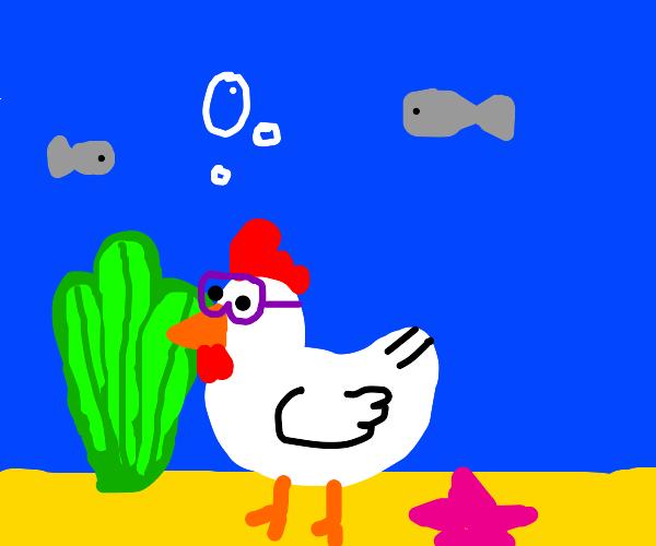 Abyssal Chicken