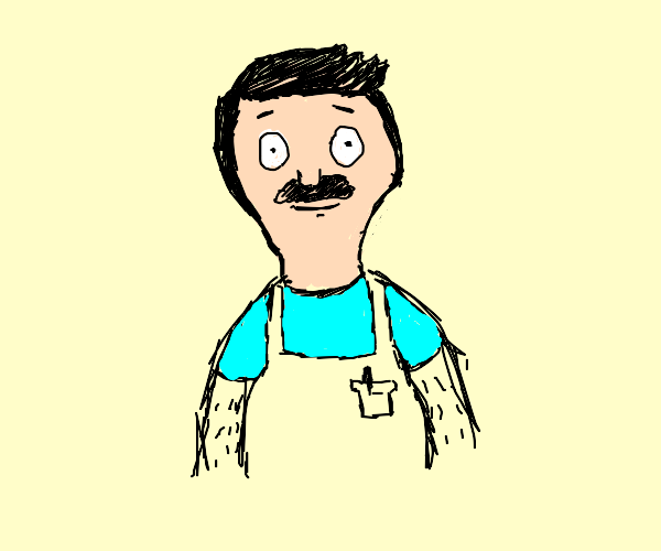 The dad from Bob's Burgers