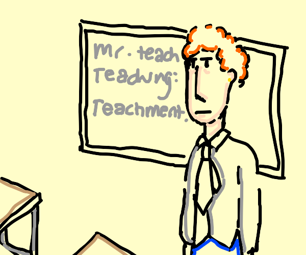 Teacher of Teachment