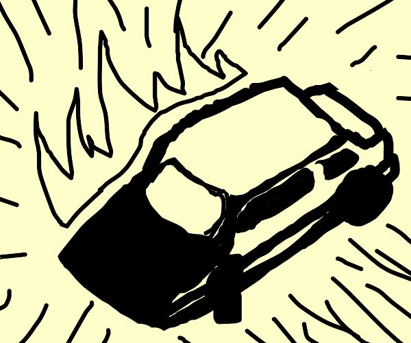 A sweet Toyota AE86 drifting
