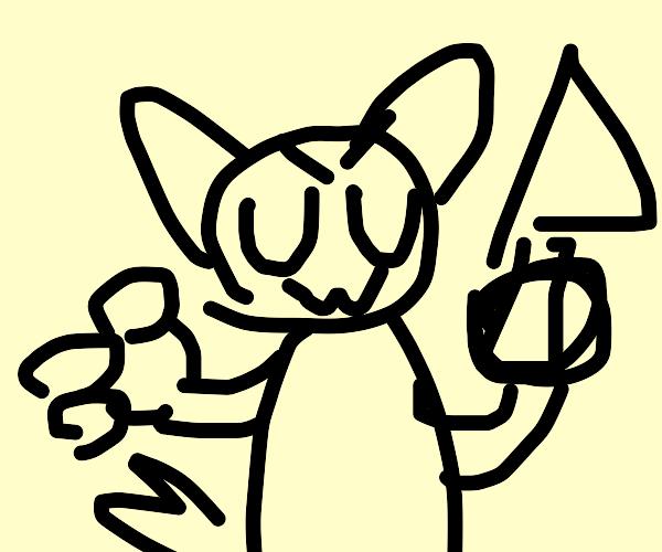 evil furry