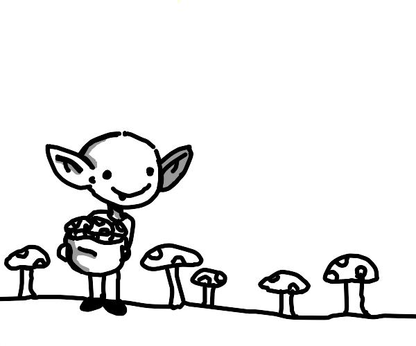 Goblin Mushroom Farmer