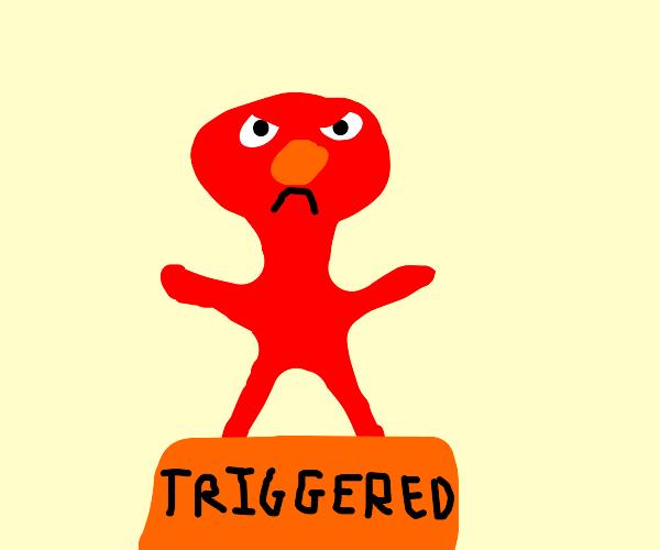 Trigger-me Elmo