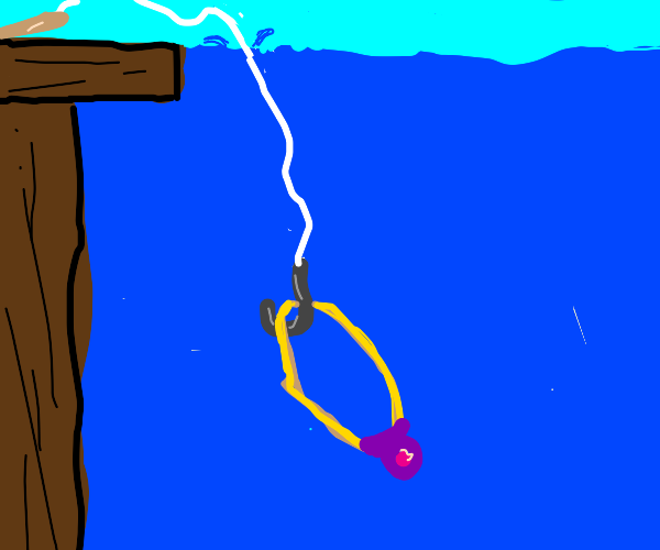 Fishing for a Necklace