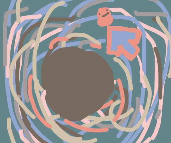 ditto lost in the vortex