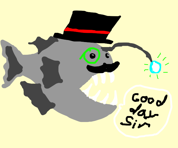Anglerfish Speaking
