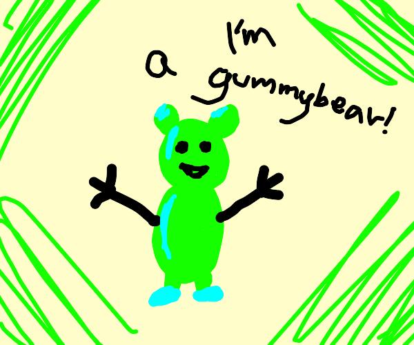 Gummy bear song