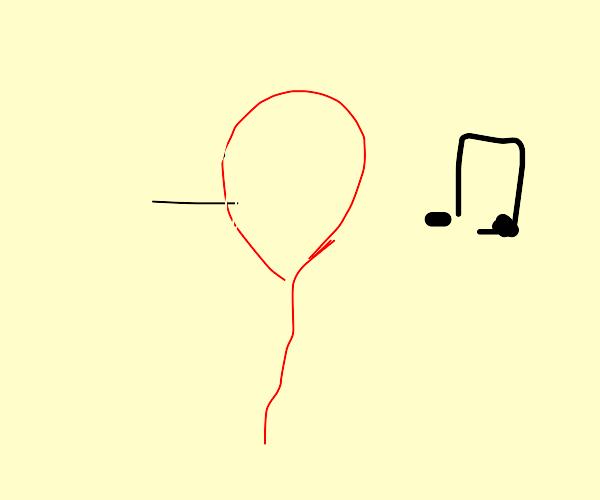 Loud Balloon