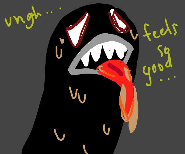 Venom Ahegao