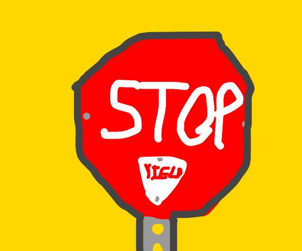 STOP yield