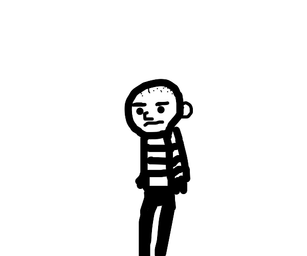 Shmuel (BITSP) but Diary of Wimpy Kid art