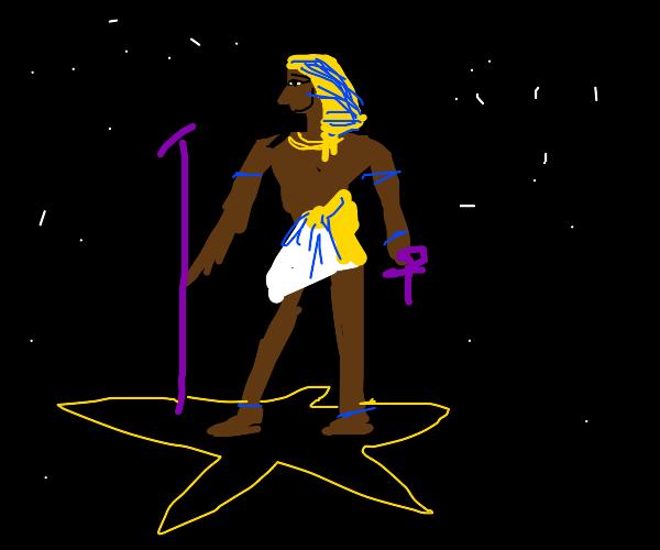 Pharaoh on a Star