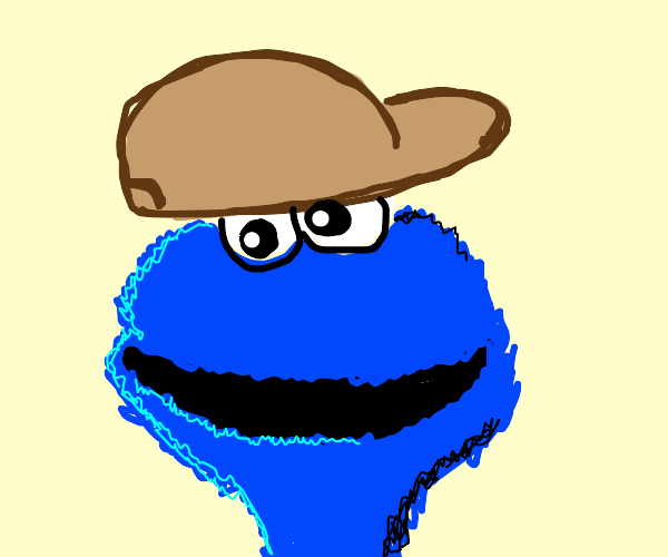 cookie gangster (monster)