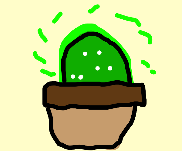 Radioactive Cactus