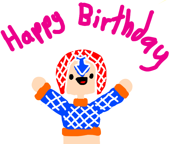 Today is my birthday! :D