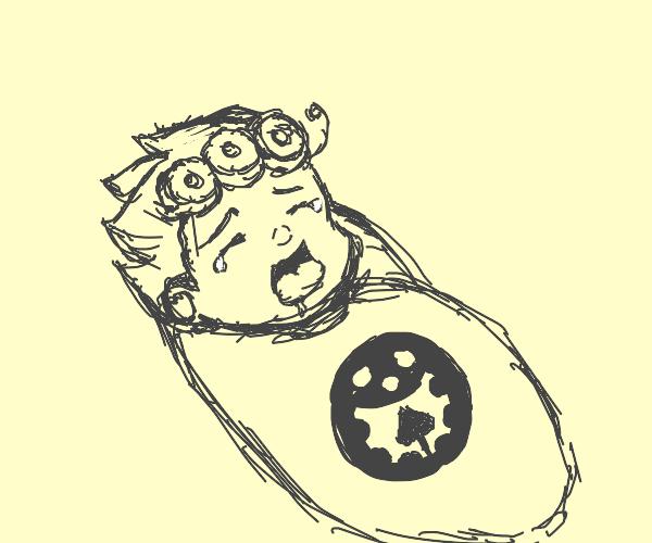 Gangsta Baby Yoda