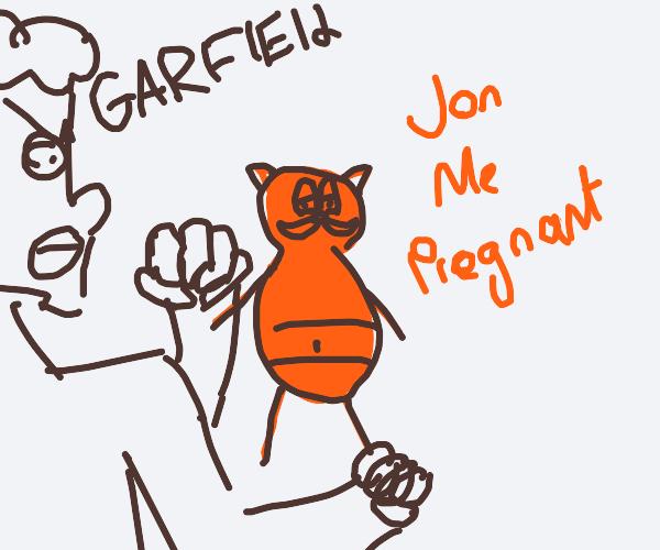 I'm sorry Jon... I'm Pregnant.