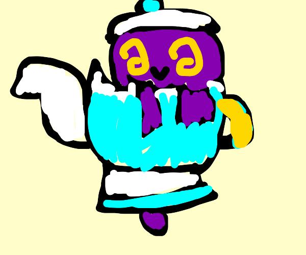 Last drawing is my pfp theme is gen 8 pokemon