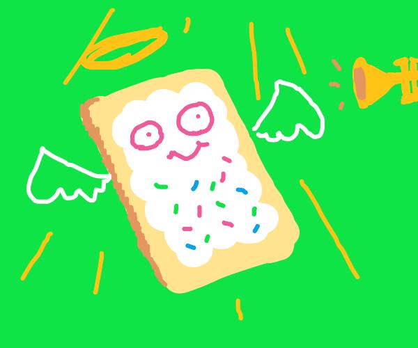 heavenly pop tart