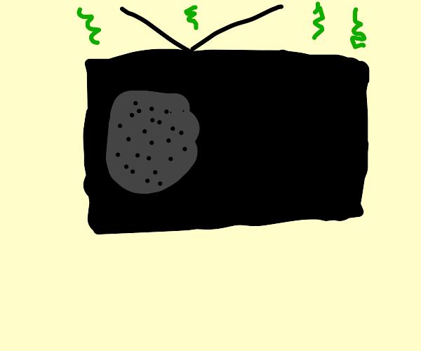 smelly radio