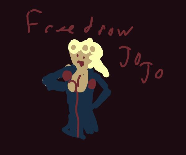Free Draw (JoJo)