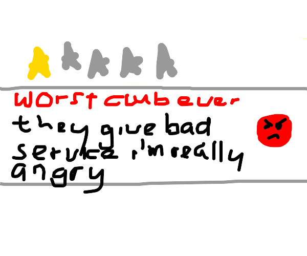 Angry club review