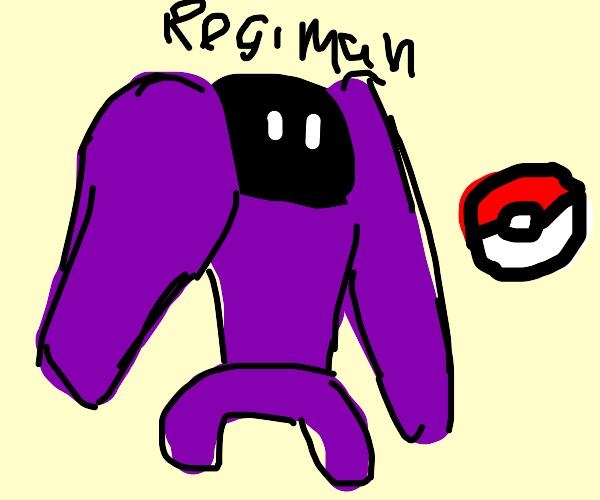 Design a new Regi! (Pokemon)
