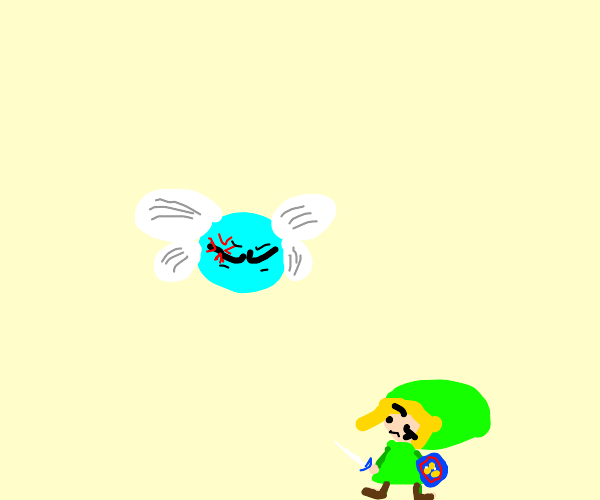 Angry fairies