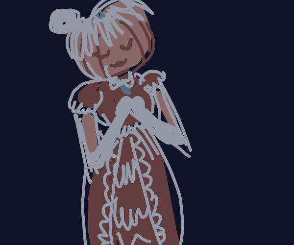 madame pumpkinface