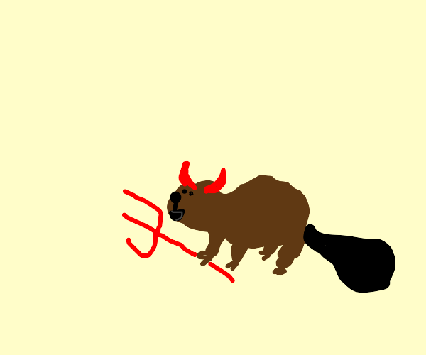 Demon beaver