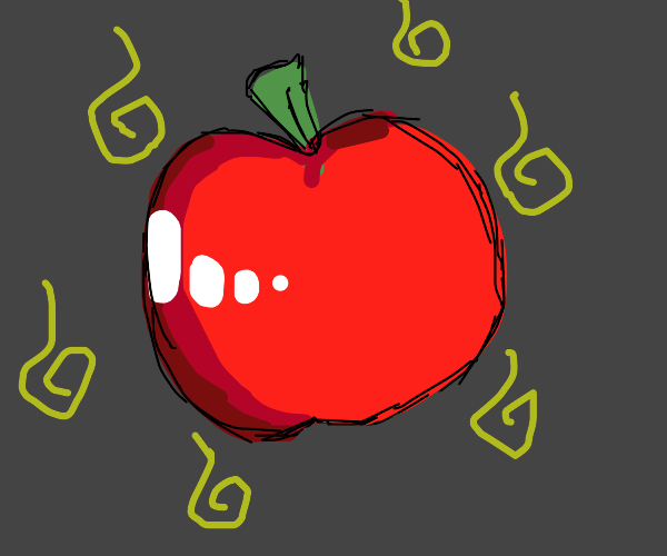 Poison apple is smelly