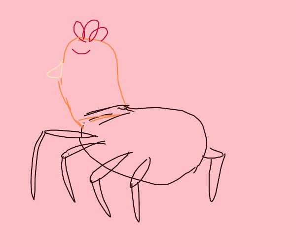 Spider chicken