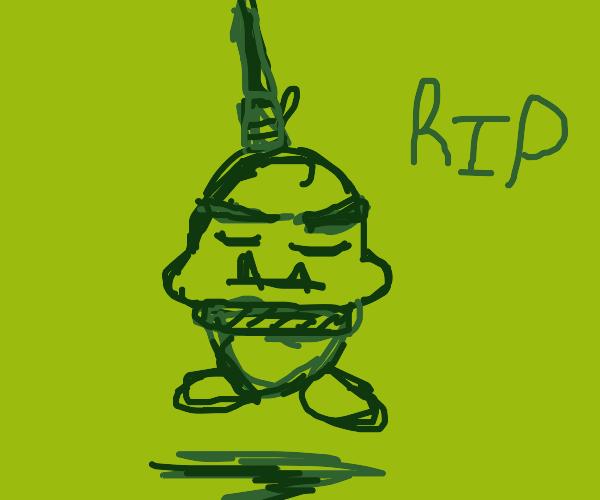 Goomba suicide